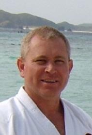 Sensei Carl van der Merwe
