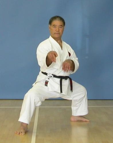 Sensei Morio Higaonna