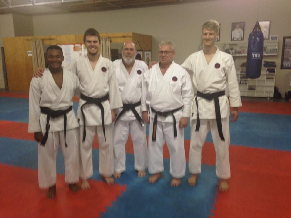 Black Belts 2016